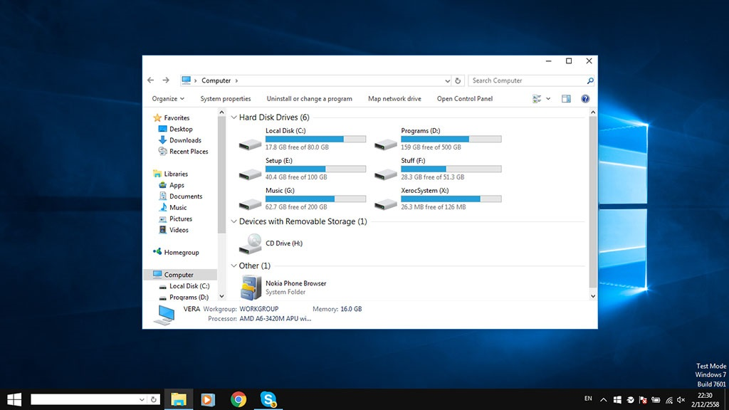 Windows 10 Transformation Pack 7.0